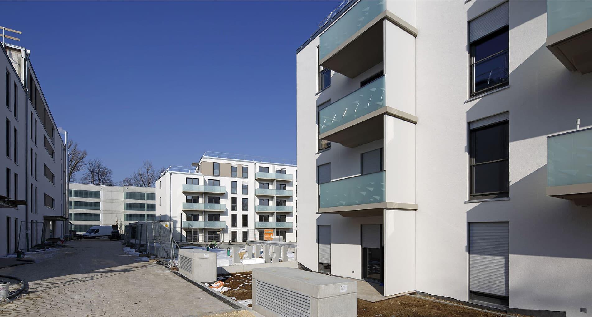 Stadtbau Regensburg Mietwohnungen